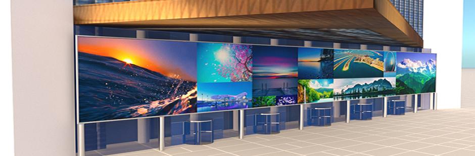 Video Wall Systems - Dubai, Abu Dhabi, UAE   AlmoeAVSystems com